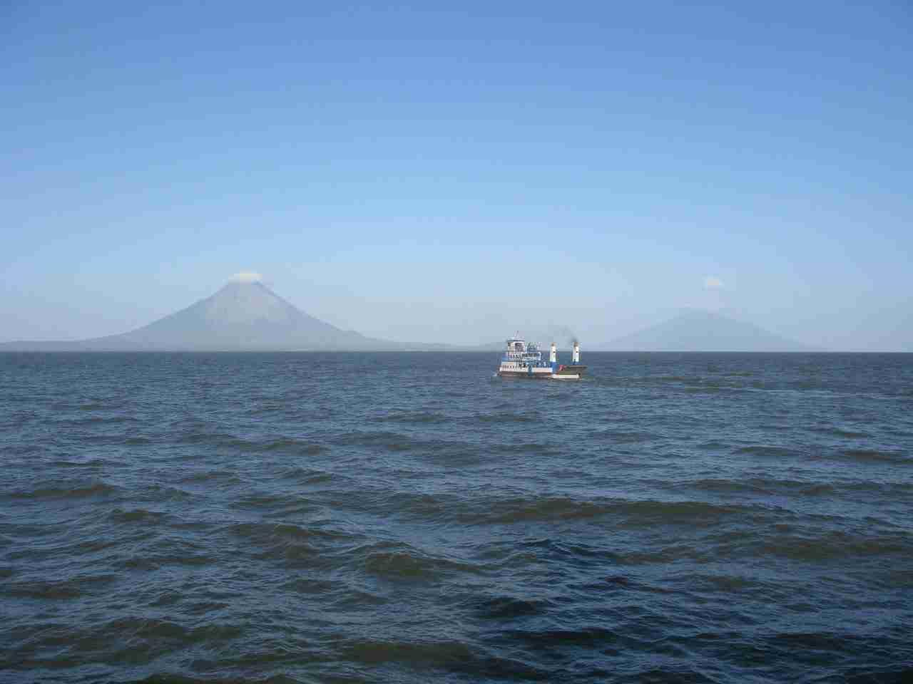 Nicaragua fresh water sharks