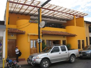 Jinotega Restaurants