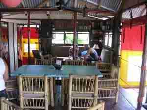 Little Corn Island Restaurants