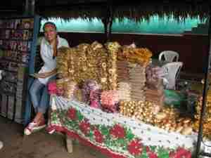 Nicaragua food
