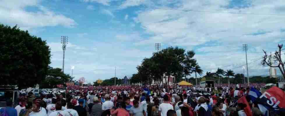Sandinista Revolution Celebration